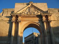 Picton, c/o Porta Napoli a Lecce