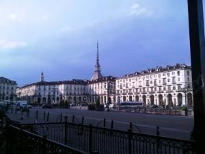 Piazza Vittorio Veneto a Torino